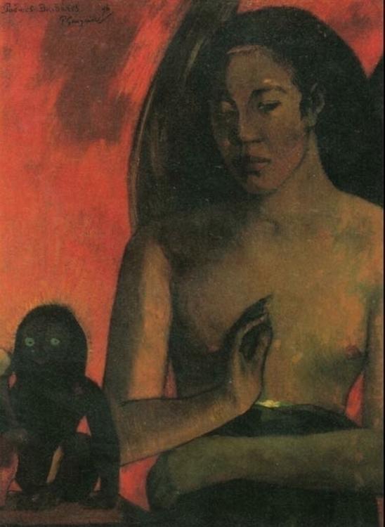 Paul Gauguin, Barbaric Poems - daultondickey   ello