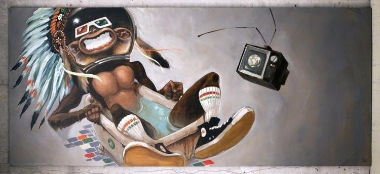Tue Volder Monkey Madness Foreg - blacklistedcph | ello