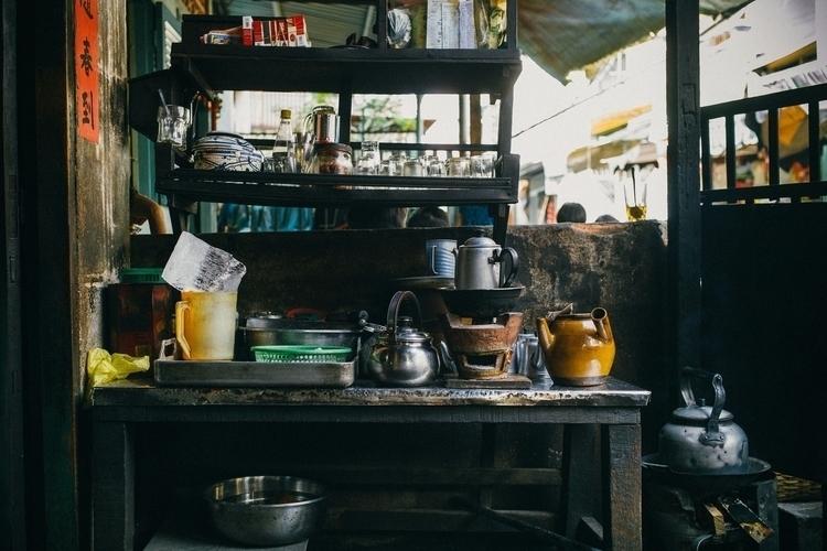 lost art coffee making district - nhosar | ello