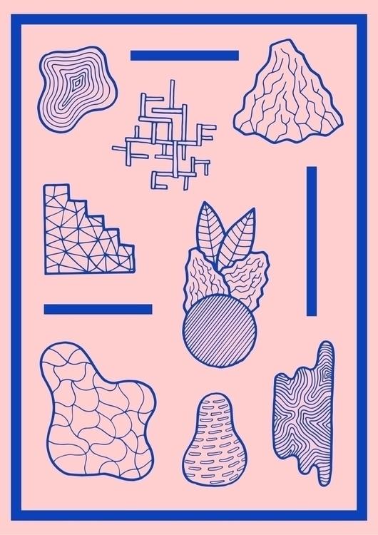 illustration artwork graphicdes - douglascavanna   ello