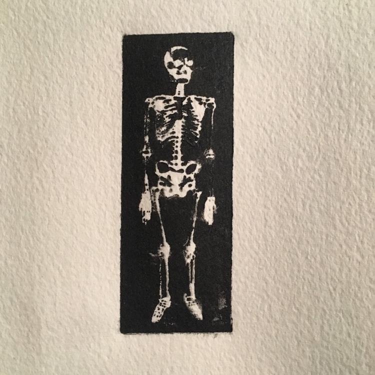 Found etching plate thought pri - woodrowlee | ello