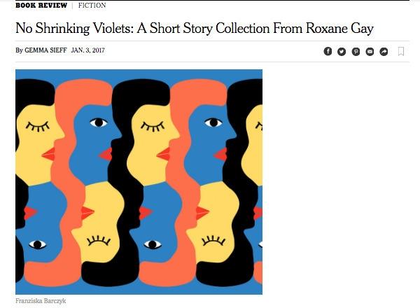 My illustration New York Times  - fitza11   ello