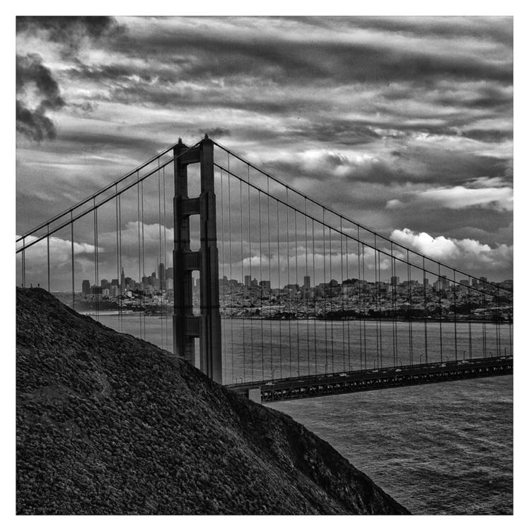 Golden Gate Bridge, San Francis - guillermoalvarez | ello
