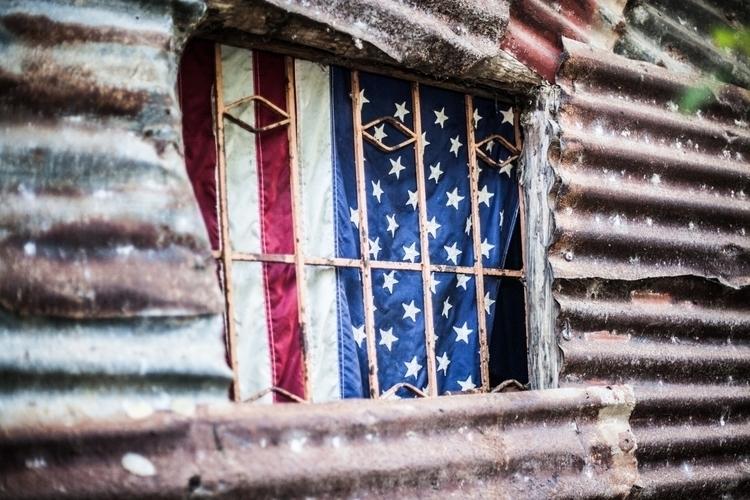 American Flag - dominican repub - robincerutti | ello