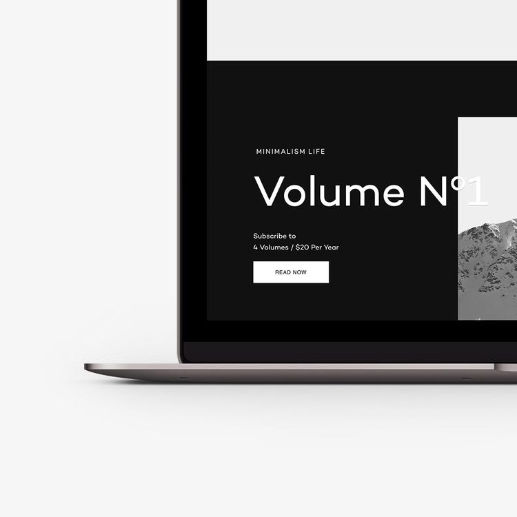 Volume Nº1 benefits spaciousnes - minimalismlife | ello