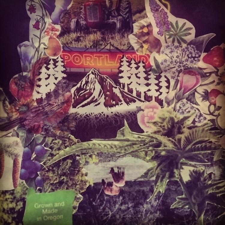 collage - trillianmann | ello