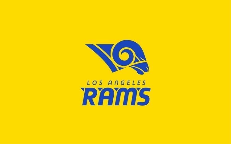 Rams Rebrand calebtlinden.com L - caleblinden | ello