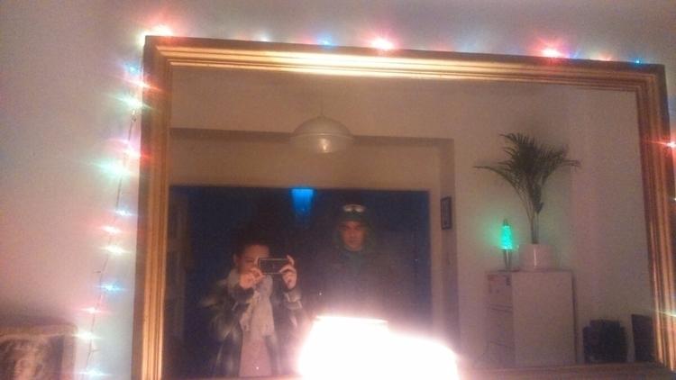 Winter lights mirrors - andjelinabalerina | ello