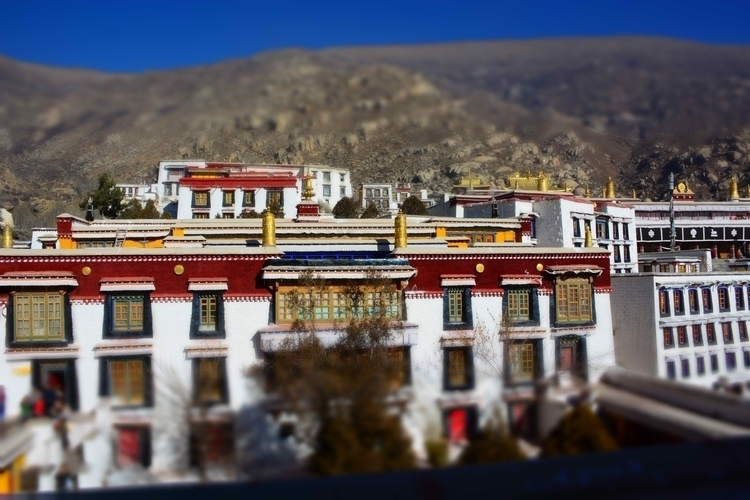 TRAVELING TIBET TODAY covered f - d_bohotraveller | ello