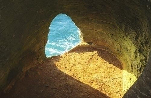 "Window Sea"" Photography rock ca - anishacreations | ello"
