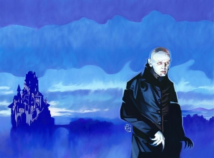vampyr (book cover Dracula, Riz - canuivan   ello