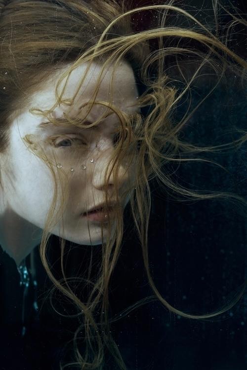 """Origin"" — Photographer:Marta  - darkbeautymag | ello"