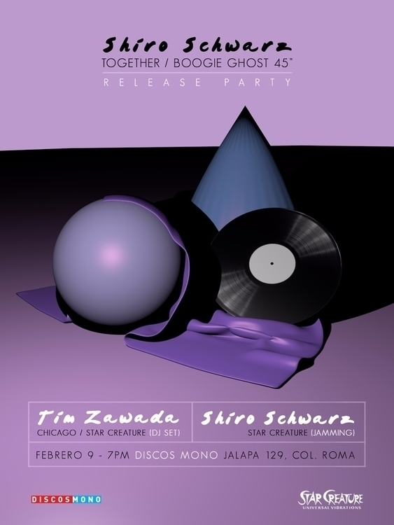 🎤 🎹 RELEASE PARTY!!! 💋 💕 Shiro  - shiroschwarz | ello