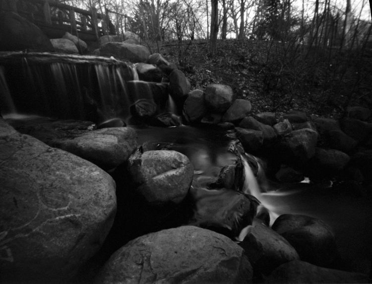 Prospect Park waterfalls, Brook - subtlememories | ello