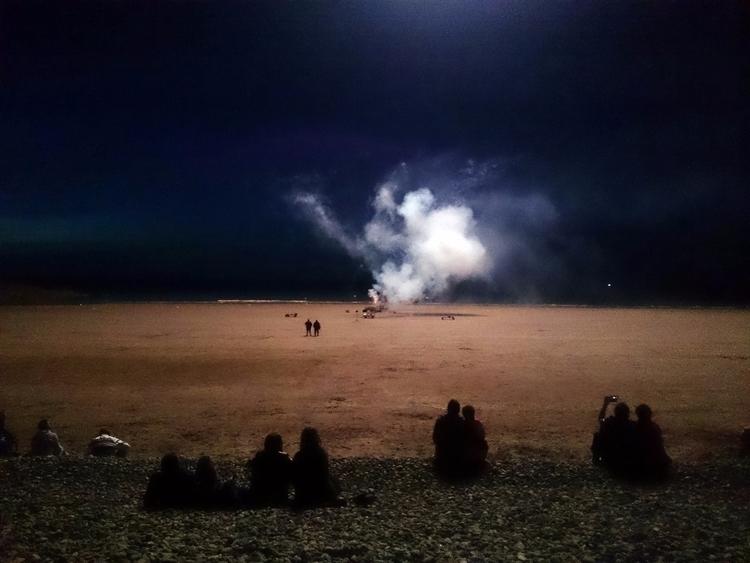 Fireworks, summer 2016 - baatezus | ello