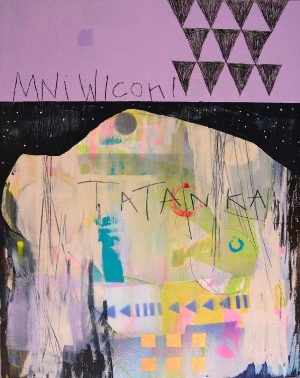 "week exhibition Lands"" curated  - kailafarrellsmith | ello"