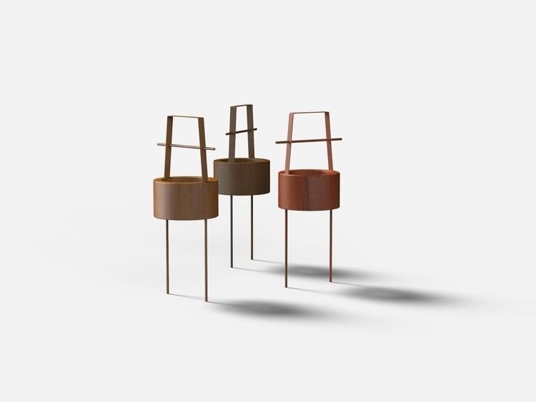 Tradition? wood design 3D rende - chengtaoyi | ello