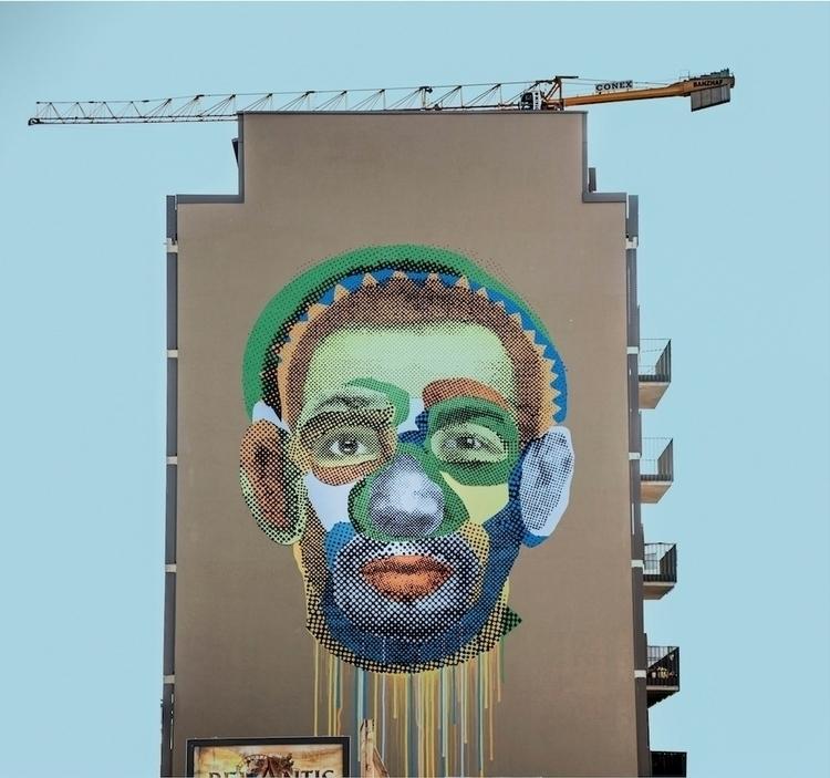 Street Art Berlin 2016 Kreuzber - sandromartini   ello