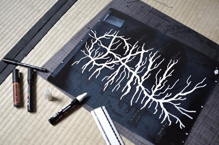 Teratoiid Stencil mode Midi Mar - teratoiid | ello