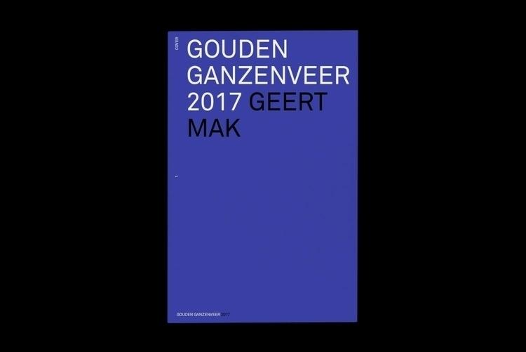 DE GOUDEN GANZENVEER graphic de - studiostudio | ello