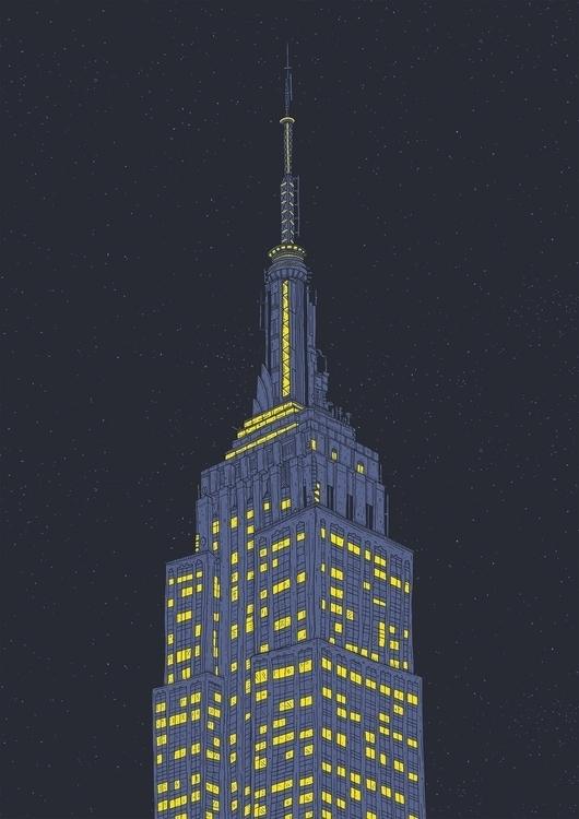 Empire State - biffcreative | ello