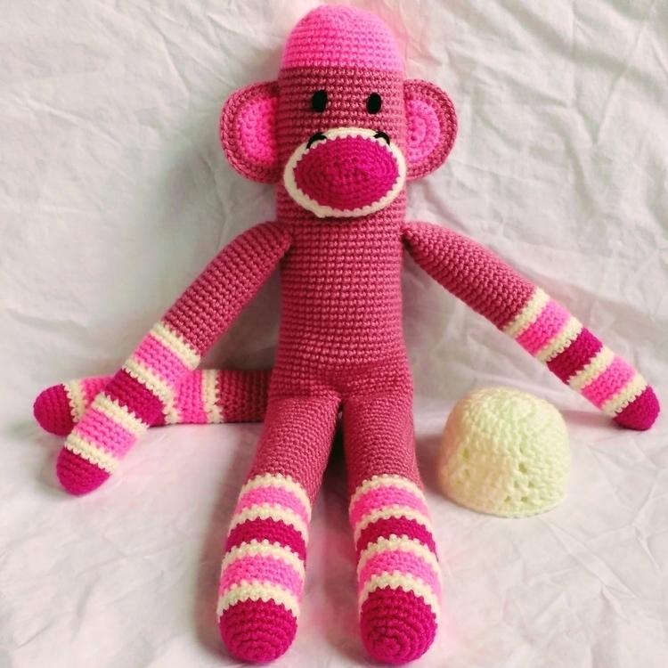 Happy MonkeyMonday! monkey town - miniaturemonkeycreations | ello