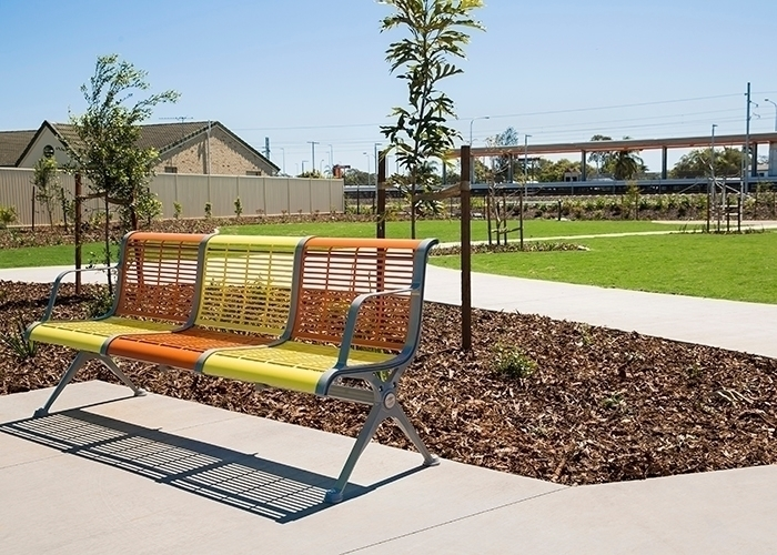 park, designed Moreton Bay Regi - streetfurniture   ello