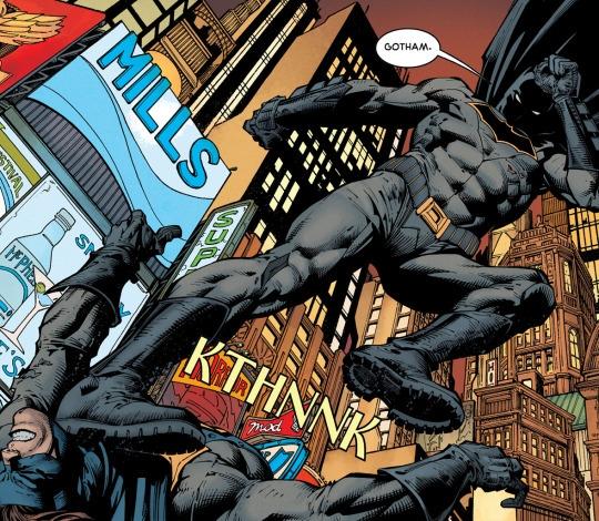 Batman Gotham - robogiggles | ello