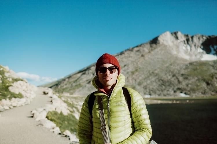 Mount Evans, CO IG: kate_rosee - kate_rose   ello