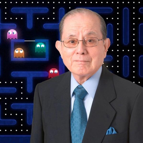 Founder Namco creator Pac-Man,  - bondziolino | ello