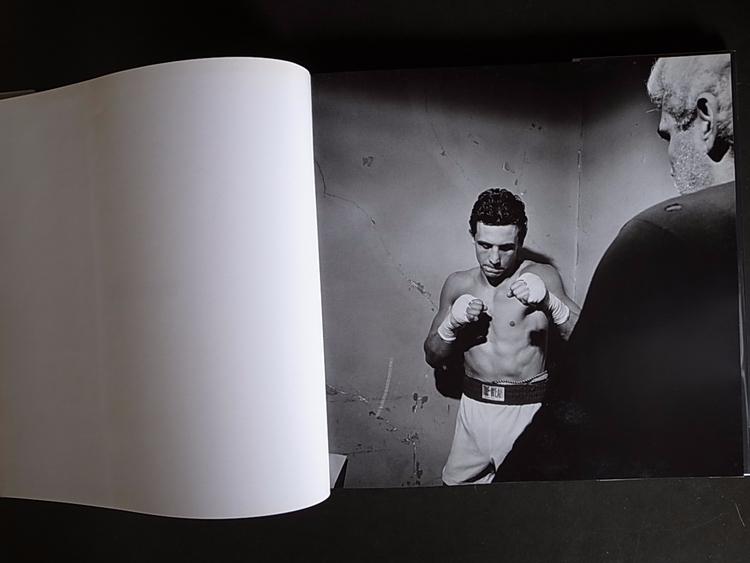 BOXING / Larry Fink - bintphotobooks | ello