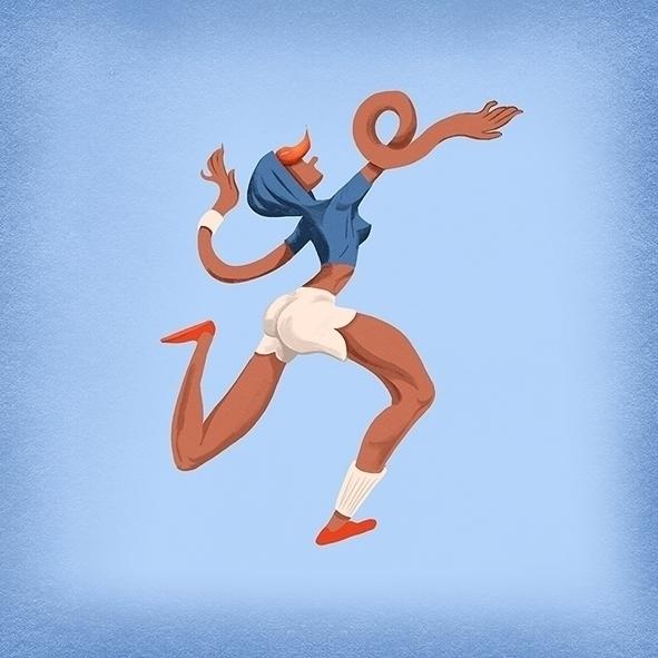 Dance. dance fun happy girl ebo - marcomelgrati   ello