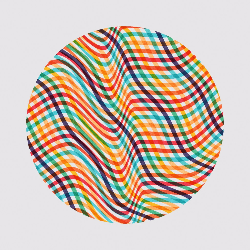Circle wavy line! Procedurally  - yuyatakeda | ello