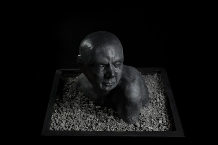 Fénix 2016 Plaster/Yeso sculptu - spanoalejandro | ello