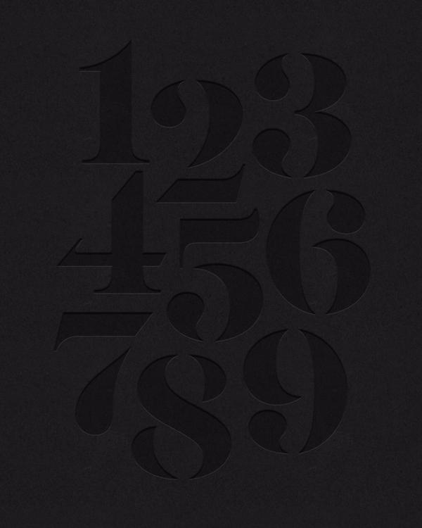 Metis Numbers graphicdesign des - maksimarbuzov | ello