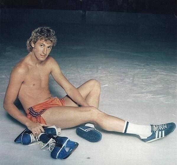 WayneGretzky, 1982 Histoire Spo - atmansayd | ello