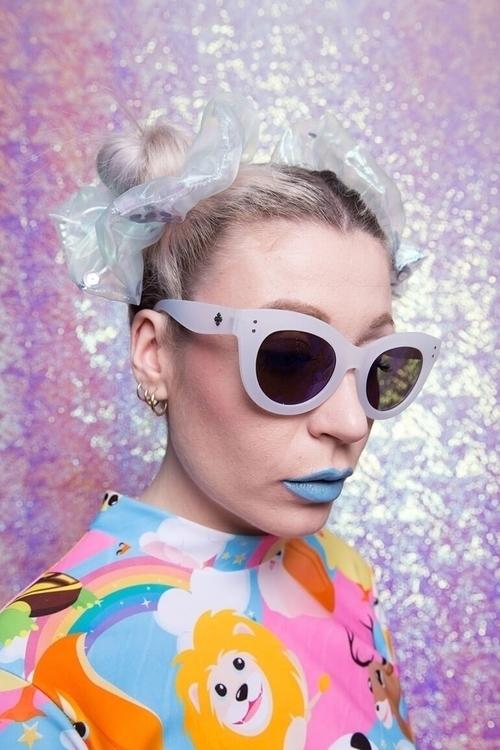 Futuristic-Kawaii Clara Cherie  - thecoolhour | ello