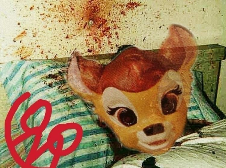 shot Bambi Celebrity Homicide s - wildthemark   ello