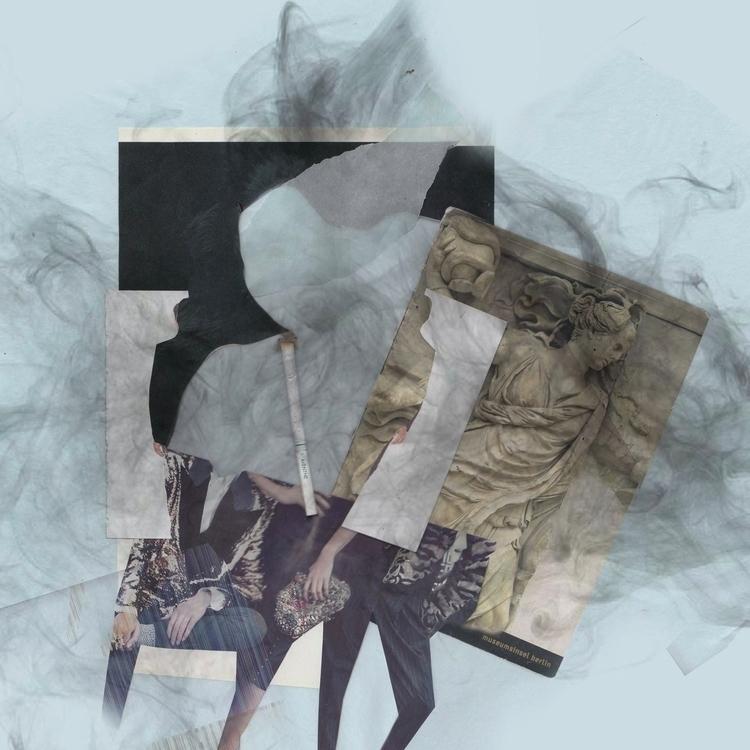 collage poster paper digital mo - verawhois | ello