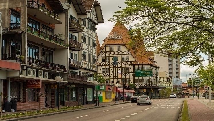 Minha cidade - Blumenau SC Bras - marilsecnnedly | ello