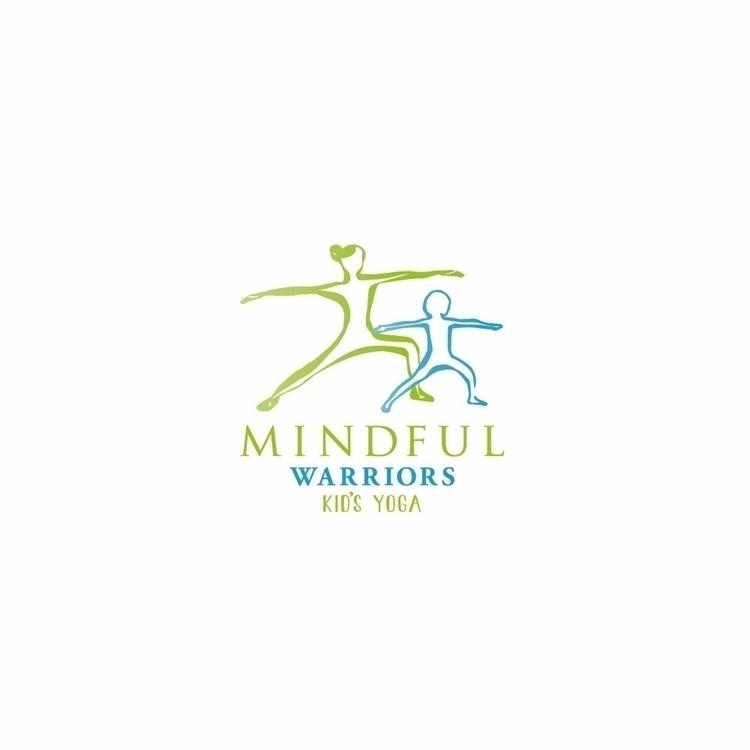 Mindful Warriors - Yoga Identit - vargas-visions | ello