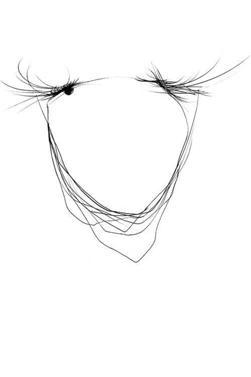 Face 001 - pen paper art drawin - benoit-vial | ello