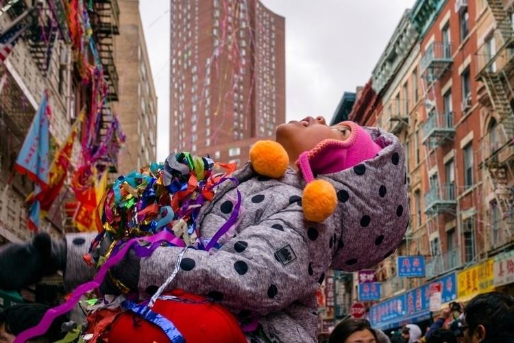 Confetti Catcher Chinatown, NYC - giseleduprez | ello