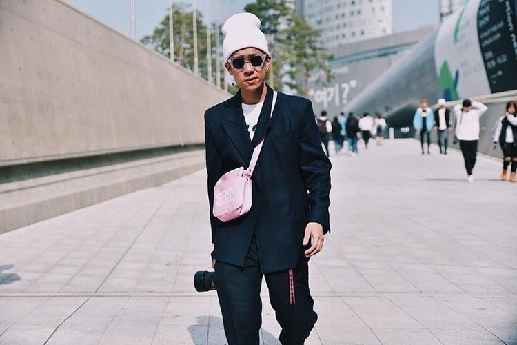 Seoul Fashion Week. Street Styl - pjsmith | ello