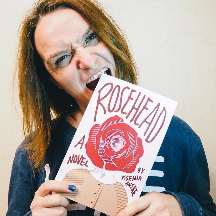 BIG NEWS: Rosehead translated R - kseniaanske | ello