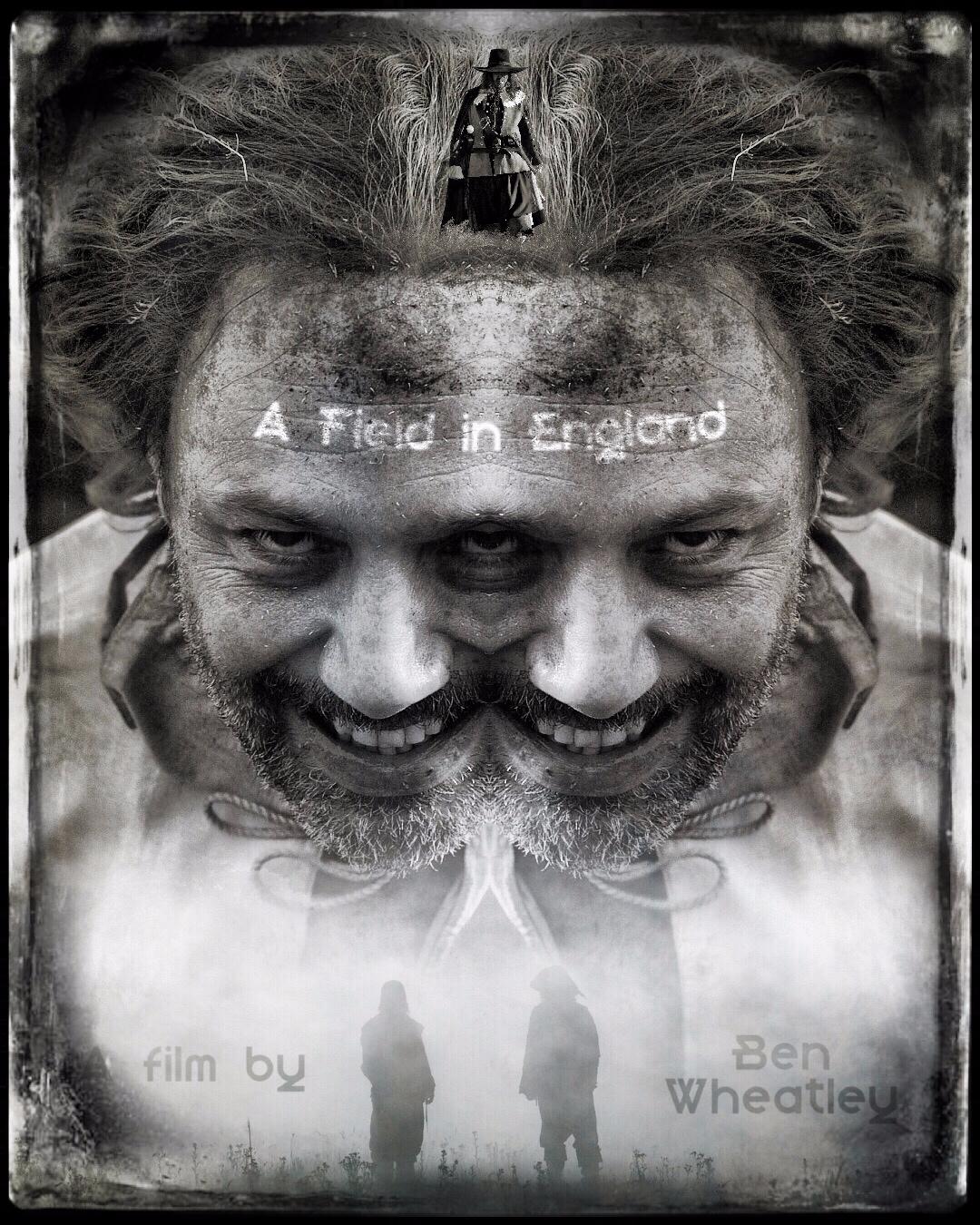 Field England poster design var - pinheiro | ello