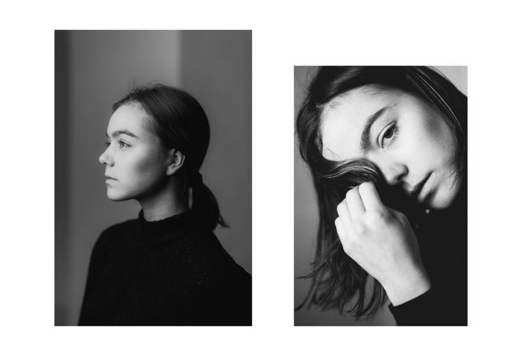 Luise - Jan. 2017 blackandwhite - pramudiya | ello