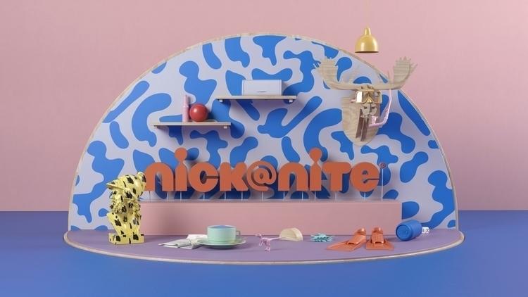 nickelodeon nick nickatnight id - nicocastro | ello