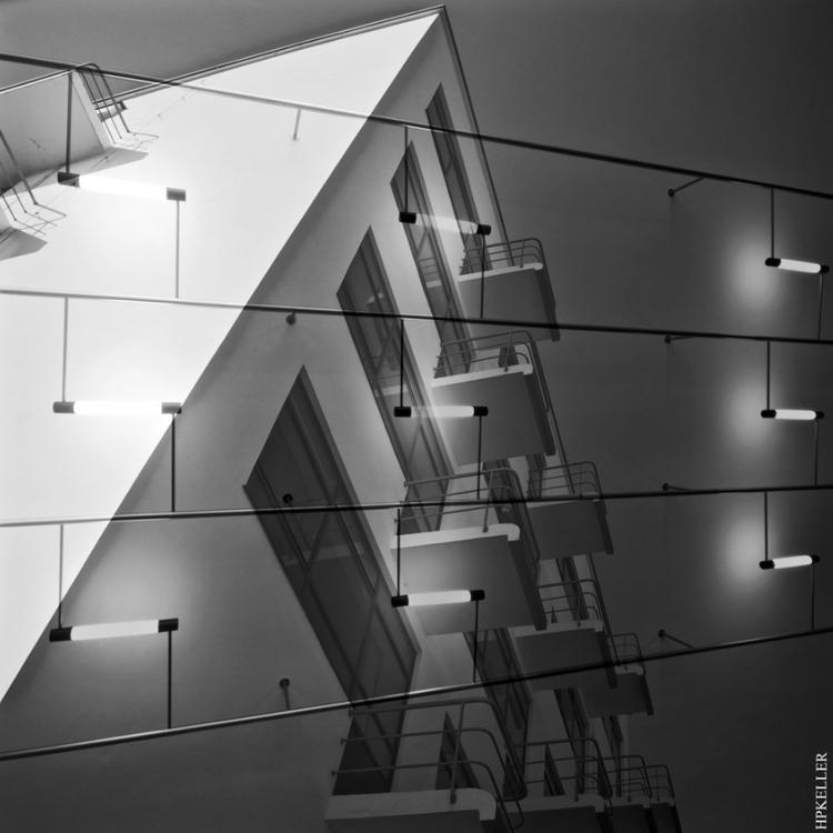 studio building featuring 28 fl - bauhaus-movement | ello