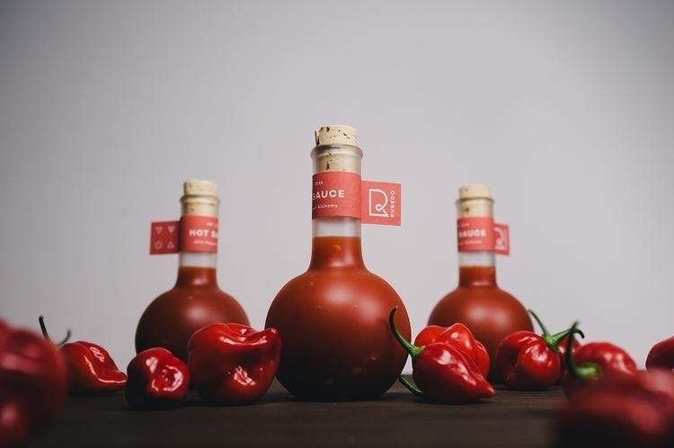 Rubedo  - packaging, branding, logo - stefan_andries | ello